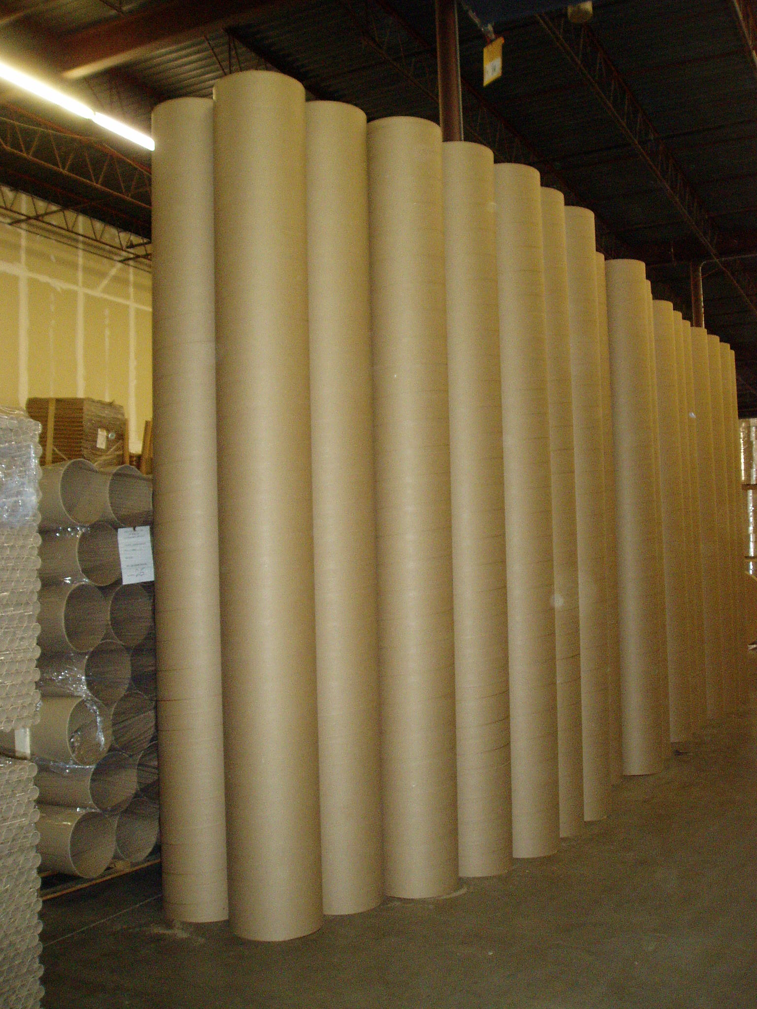 custom paper tubes canada Custom designer and manufacturer of paper tubes and paper tube packaging for consumer retail and industrial markets.
